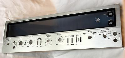 Pioneer SX-828 Face Plate Assembly Part Removed From SX828 Stereo Receiver
