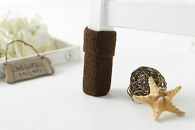 12 Pieces dark choc(Top-folded)  double layer furniture /chair socks- YYC
