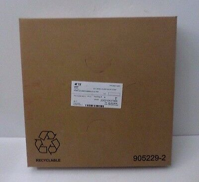 TE 0-2061650-1 FOSM Lead 4.8mm FULLAXS LC-LC/DPX 5m Fiber Optic Cable NOS SEALED
