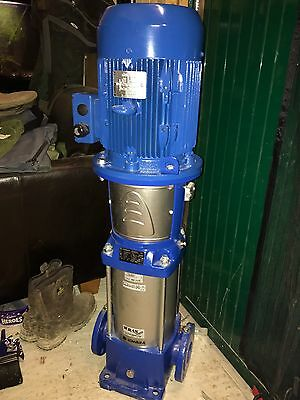 Lowara Vertical Multi Stage Centrifugal Pump Sv Series 33SV4/2AG075T
