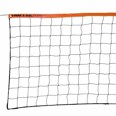 Park & Sun Steel Cable Volleyball Net