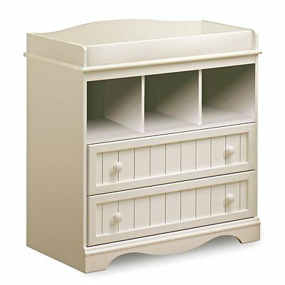 South Shore Jaelyn 2-Drawer Changing Table