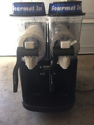 Bunnomatic Ultra 2 Fozen Drink Slush Margarita Frozen Drink Machine