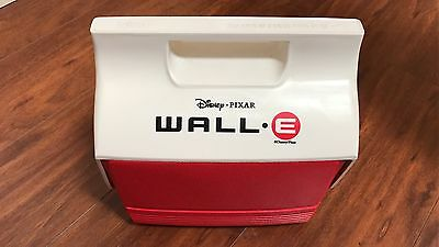 VERY RARE Disney Pixar WALL•E WALLE movie promotional IGLOO cooler lunch box