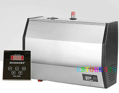 3-12KW High-end Luxurious DOD Series Steam Generator for Home Sauna Shower SPA