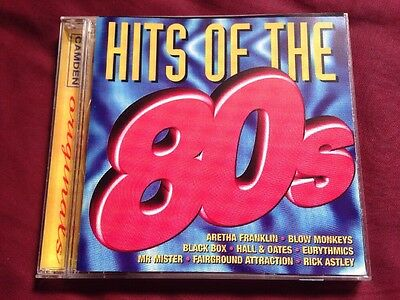 Hits Of The 80's - Cd