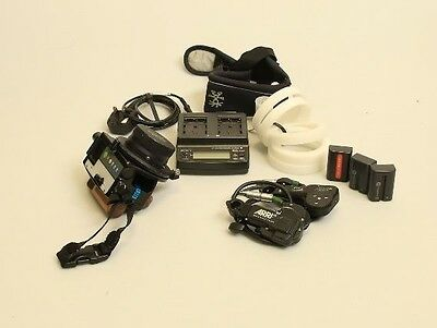 Arri WCU-3 Two-Axis Wireless Lens Control Unit with CLM-2 Motors and Accessories