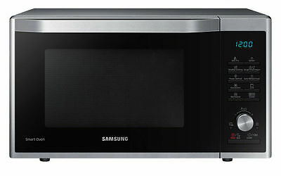 Samsung MC32J7055CT Microwave Oven Convection SlimFry 32L 900W Silver Genuine