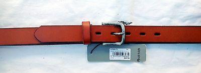 New Quality Leather Belt. Avatar.Color Tan. Size 32. Aussie Seller. 222.