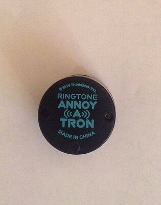 ANNOY A TRON -Ring Tone Goes Off Randomly Office Prank-Great  Price-OVERSTOCK NEW