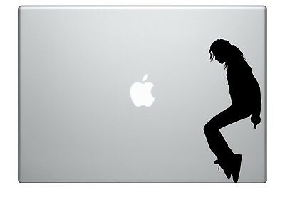 Michael Jackson vinyl sticker for Mac Book/Air/Retina laptop