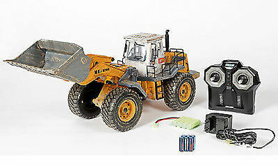 Carson Hobby Line RC 1:14 Loader Dirty Edition 2.4 GHz 500907202 Genuine New