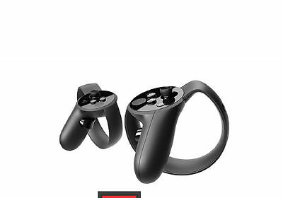 OCULUS Rift Touch Controller Direct Control Hand Presence Black Genuine New