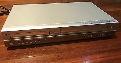 Lg Vcr/dvd Combo Player - V9120W - Includes Remote *tested And Working*