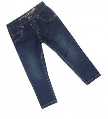 New 100% Authentic Boys Blue Zoo Trendy Jeans Trousers Bottoms RRP £13 - £17!!!