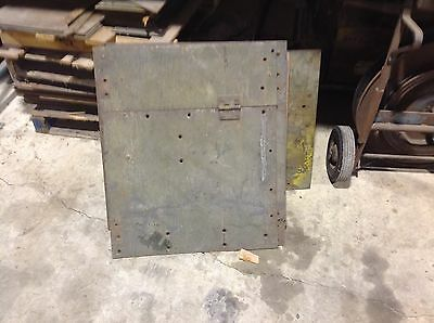 HALF TRACK ORIGNAL REAL WALL WITH HINGE 16A2 WWII not 150.00