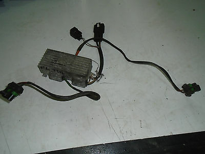 Land Rover Freelander 1 Cooling Fan Relay Module Ecu With Wires 02-06 Models