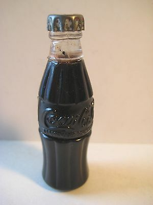 VINTAGE Plastic Figural COCA COLA BOTTLECoke Lighter