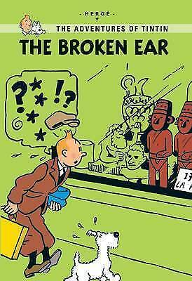 The Broken Ear (Tintin Young Readers Series), Hergé, New Book