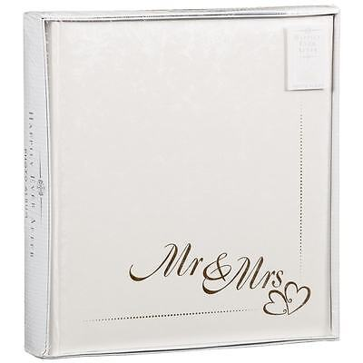 New Large Lovely Mr&Mrs Wedding Photo Album - Wedding / Engagement Gift