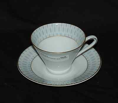 One Hutschenreuther Hohenberg 04014 Demitasse Cup and Saucer Set  More Available