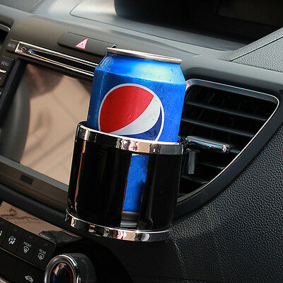 Car Drink Clip-on Holder Phone Mount with Adjust Size For Water Coffee