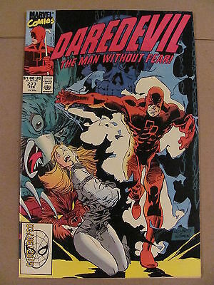 Daredevil #277 Marvel Comics NETFLIX