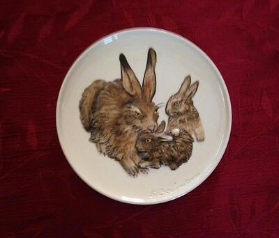 Goebel Hummel 1975 1st Edition Mother's Day Collector's Plate