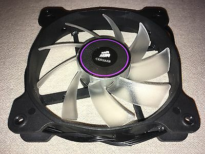 Corsair Air Series Af120 Led Purple 120Mm Fan (Co-9050016-Pled)