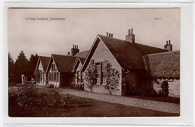 COTTAGE HOSPITAL, COLDSTREAM: Berwickshire postcard (C27064)