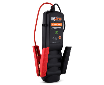OzCharge 12V 500A Rescue Mate Kanga Batteryless Jump Starter USB DC NO Lithium