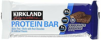 Protein Bar Kirkland Signature delicious energy variety (20 packs)