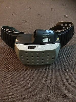 3M Speedglas Adflo Powered Air Respirator only with gas filter replacement.