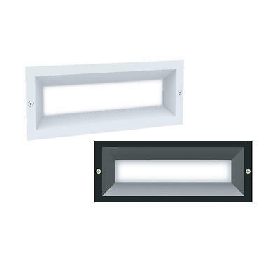 Brick Series Exterior Wall Light Recessed LED CLA Lighting BRICK0003, BRICK0004