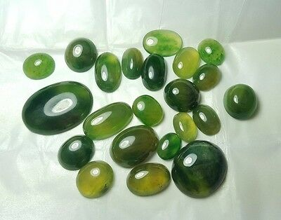 548 cts  Natural  Idocrase / Vesuvinite  Cabs  @Afghanistan wow  !!!!