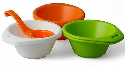 Camping Tableware Bowl Spoon Picnic Outdoor Necessity Hygienic Unbreakable