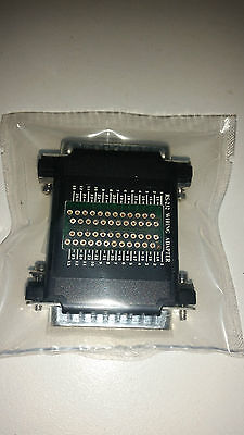 NEW RS-232 DB25 Serial Port and Cable 25-pin Mini Wiring Adapter DB25 M-F RS232