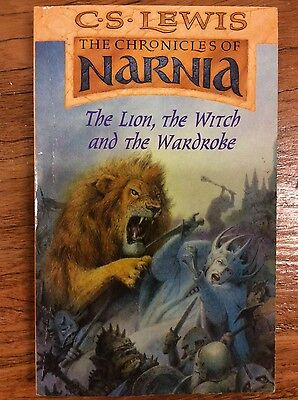 The Chronicles of NARNIA: The Lion, The Witch and The Wardrobe (paperback)