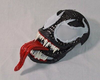 Specialist Venom Face-Shell + Magnetic Lenses & Tongue
