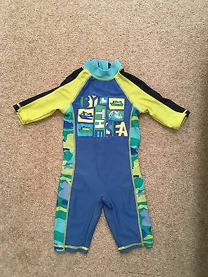Boys Mothercare Swimsuit Age 18-24 Months