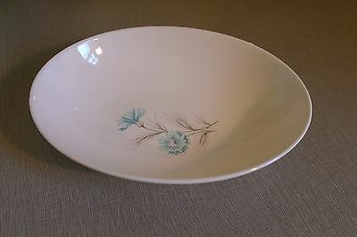"Vintage  Taylor Smith Taylor Boutonniere Vegetable Oval Serving Bowl 8.5""  TST"