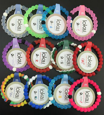 New Lokai Bracelet Mud From Dead Sea and Water From Everest-Good Quality Product