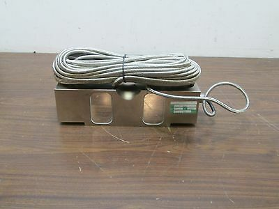 Totalcomp TDE58 50,000 LBS 2.9990 mV/v Beam Load Cell NEW FREE SHIPPING
