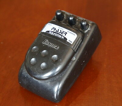 Ibanez Soundtank Phaser Effect Pedal -- Pretty rare these days --
