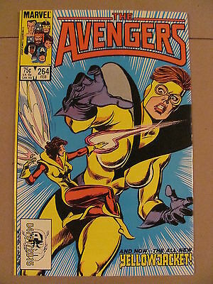 Avengers #264 Marvel Comics 1963 Series