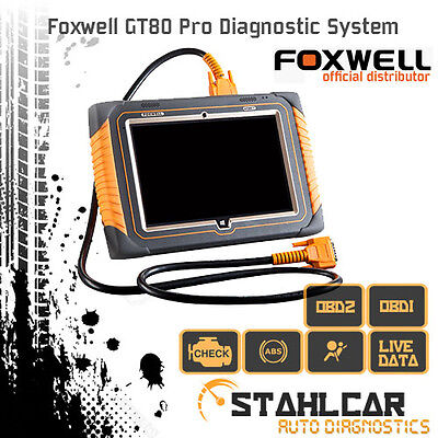 Foxwell GT80 Plus Pro Diagnostic Scan Tool