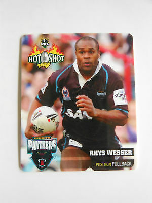 Rhys Wesser Shot Tazo Penrith Panthers