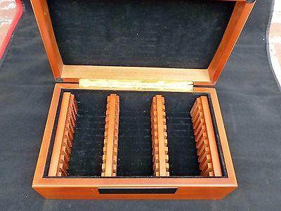 Wood PCGS Storage Box to House Your Registry Set of 30 Certified Coin Slabs