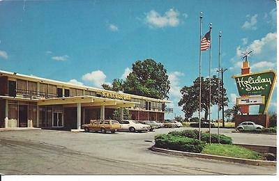 Vintage Postcard HOLIDAY INN Bowling Green Kentucky