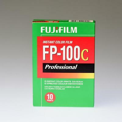 FUJIFILM Fuji FP-100c Pack Film - Latest and Last Batch from Japan!!